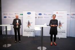 Gewinnerinnen des Deutschen Pflegepreis 2020