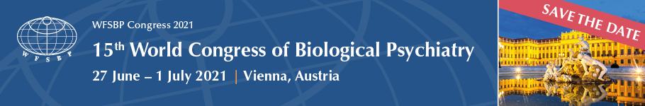 15th World Congress of Biological Psychiatry