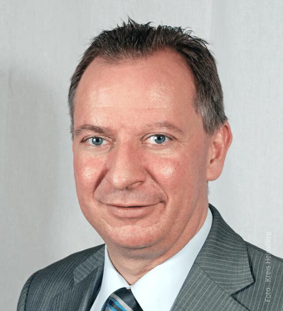 Stephan Pusch, der Landrat aus dem Kreis Heinsberg