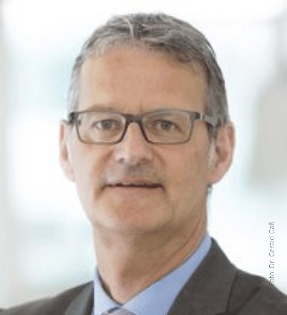 Dr. Gerald Gaß, Präsident der Deutschen Krankenhausgesellschaft