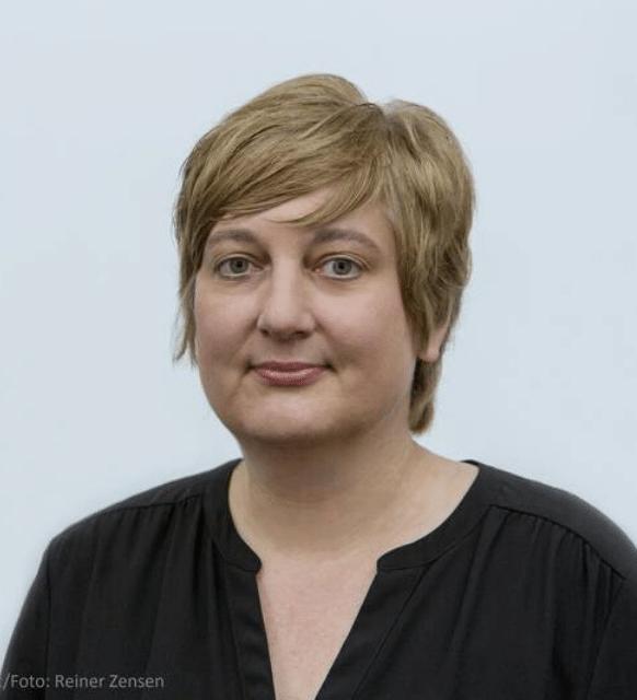 Prof. Dr. Gabriele Meyer, Direktorin des Instituts für Gesundheits- und Pflegewissenschaft der Martin-Luther-Universität Halle-Wittenberg