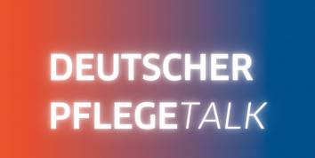 Deutscher PflegeTALK live