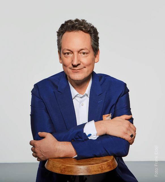 Entertainer, Moderator und Klima-Aktivist Dr. Eckart von Hirschhausen
