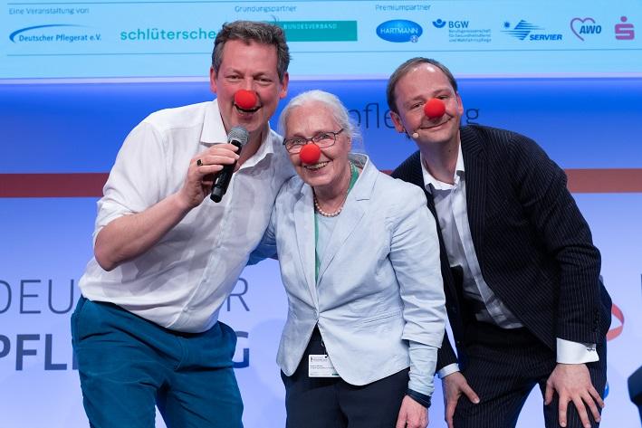 """Deutscher Pflegetag 2019 - Gepflegt in die Zukunft - JETZT"""""""